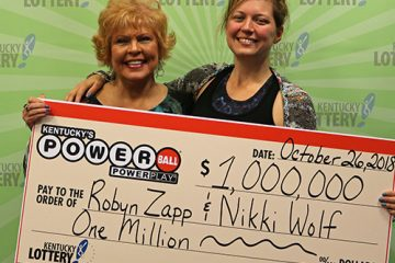 Powerball winner Kentucky