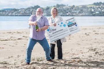 Lorry driver won Euromillions jackpot