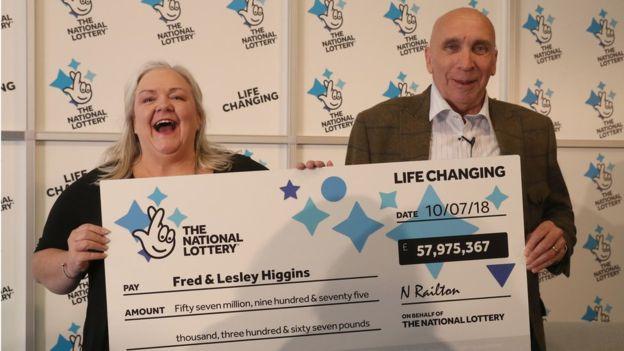 Scottish couple win euromillions